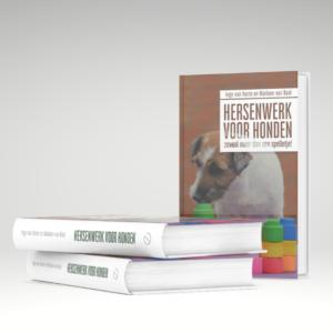Boek Hersenwerk voor honden